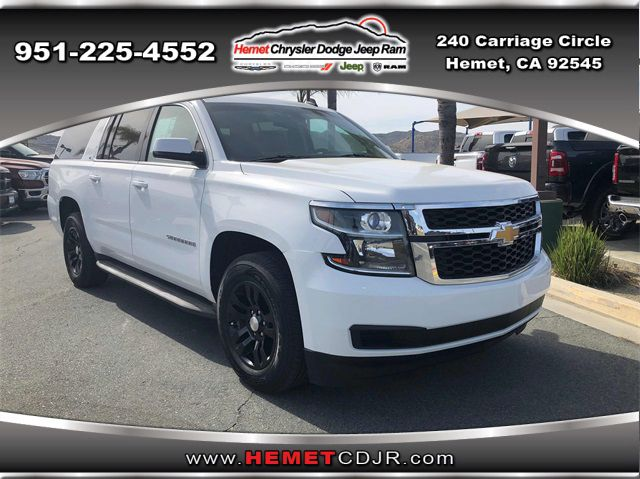 Used 2015 Chevrolet Suburban For Sale Near Canyon Lake Ca